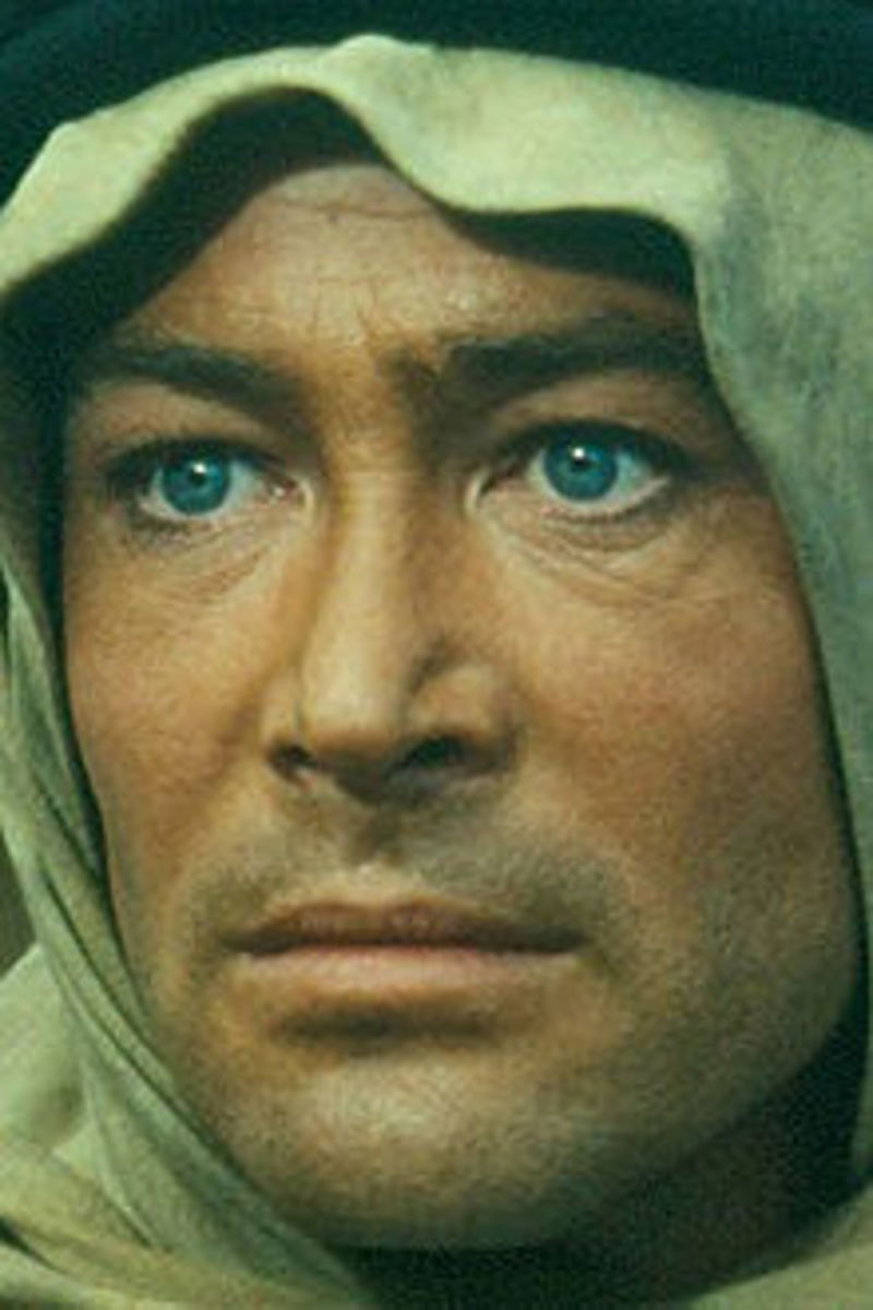 Peter Seamus Lorcan O'Toole  - Best Irish actor