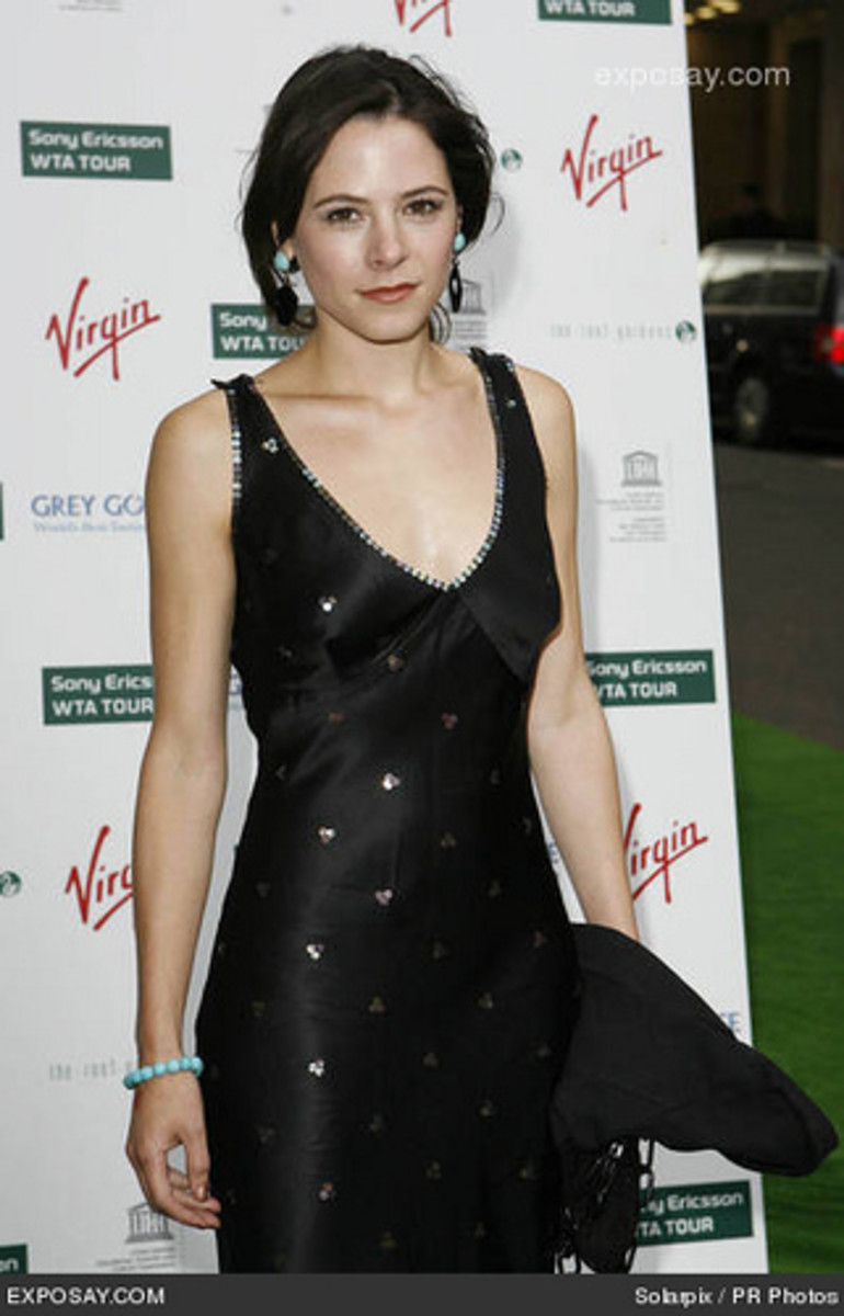 Elaine Cassidy -- Best and Famous Irish Actress