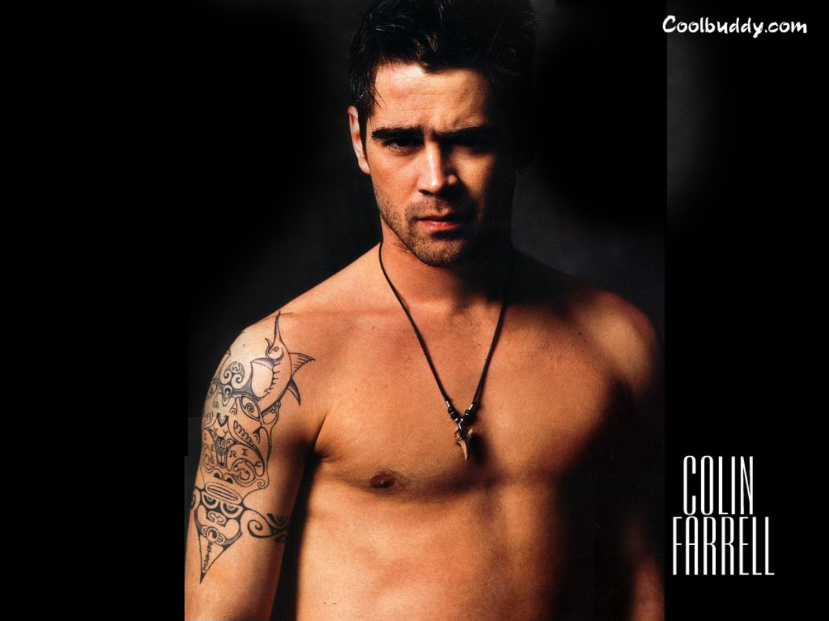 COLIN FARRELL Best and Famous IRISH Actor