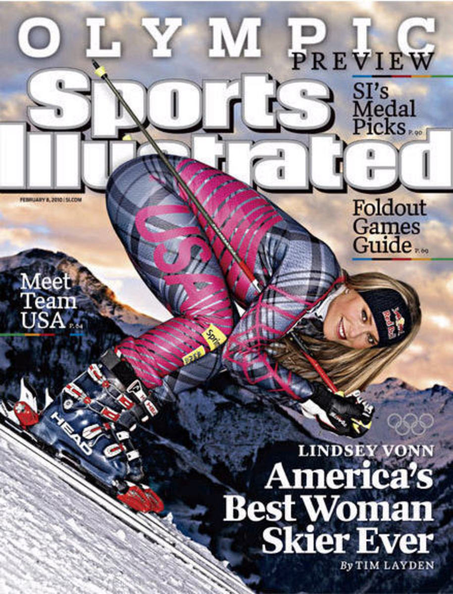 Lindsey Vonn Sports Illustrated Controversy