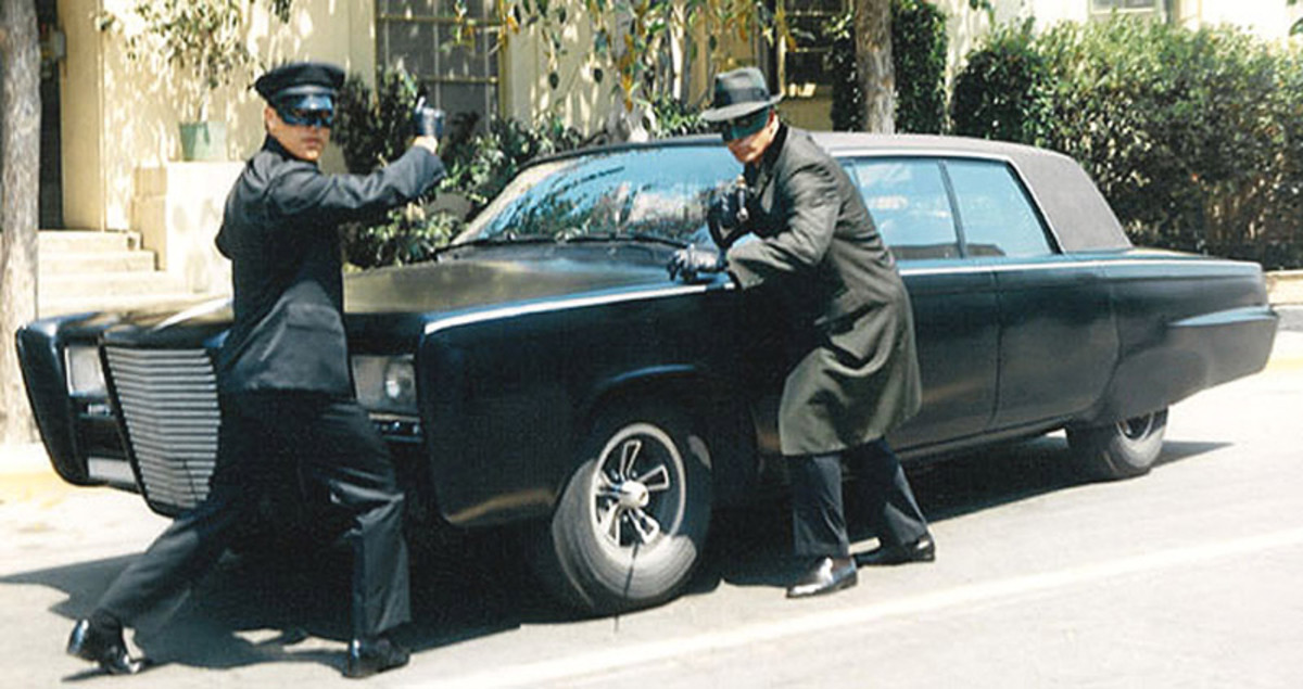 The original Black Beauty (The Green Hornet)
