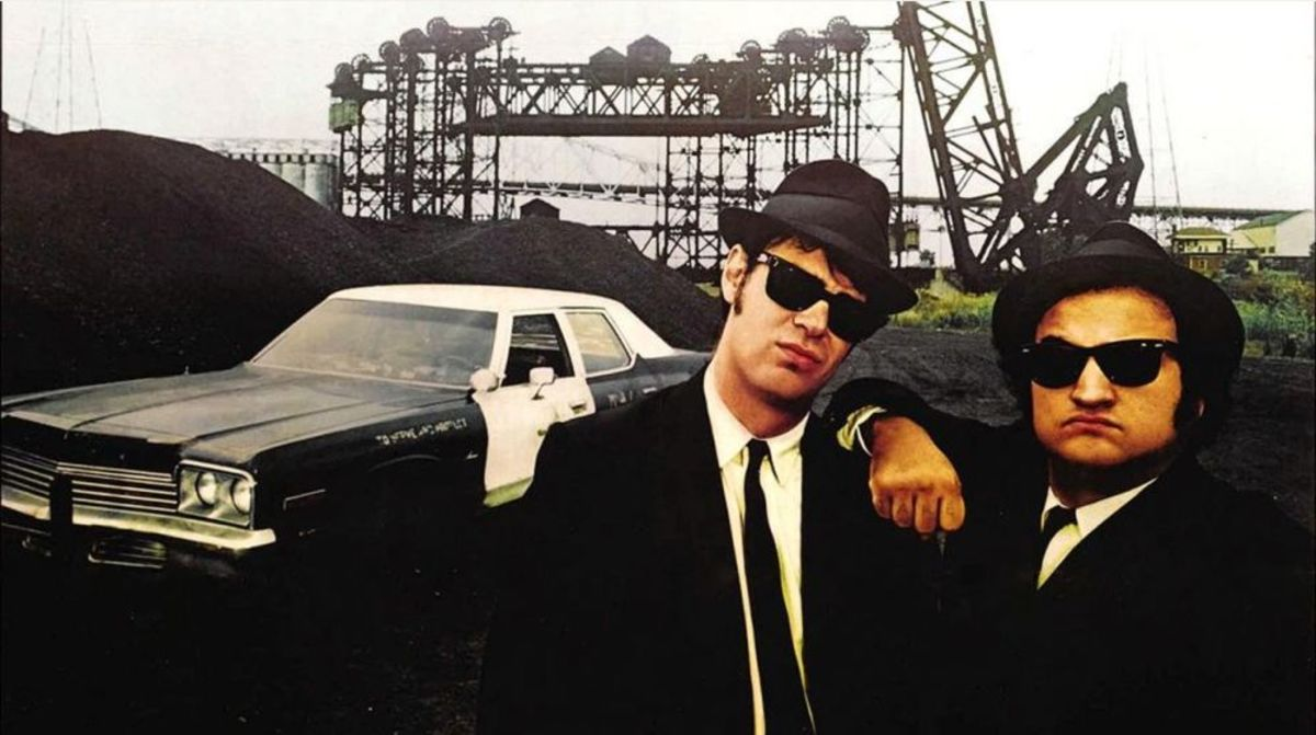 Bluesmobile (The Blues Brothers)