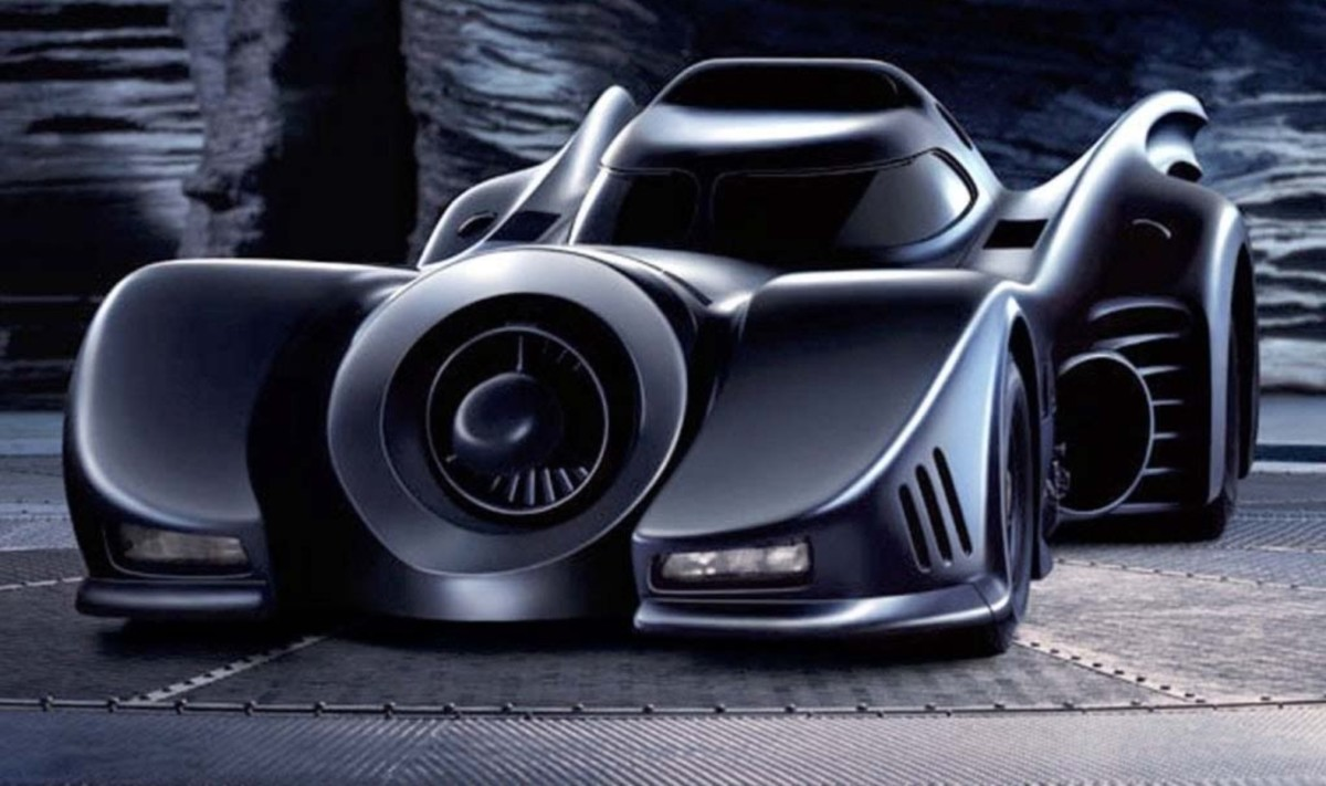 The Top Ten Baddest Movie Cars