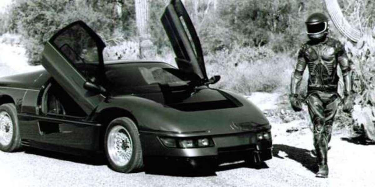 The Wraith's Car (The Wraith)