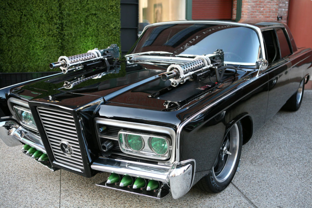 The Black Beauty (The Green Hornet)