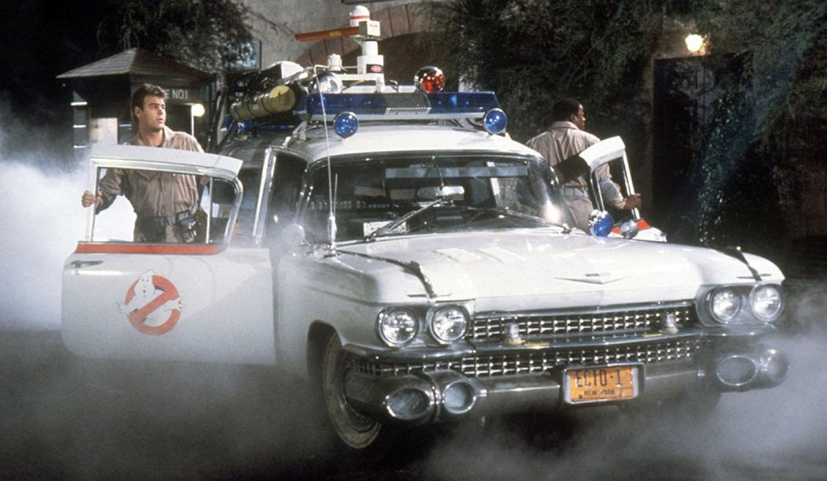 Ecto-1 From Ghostbusters