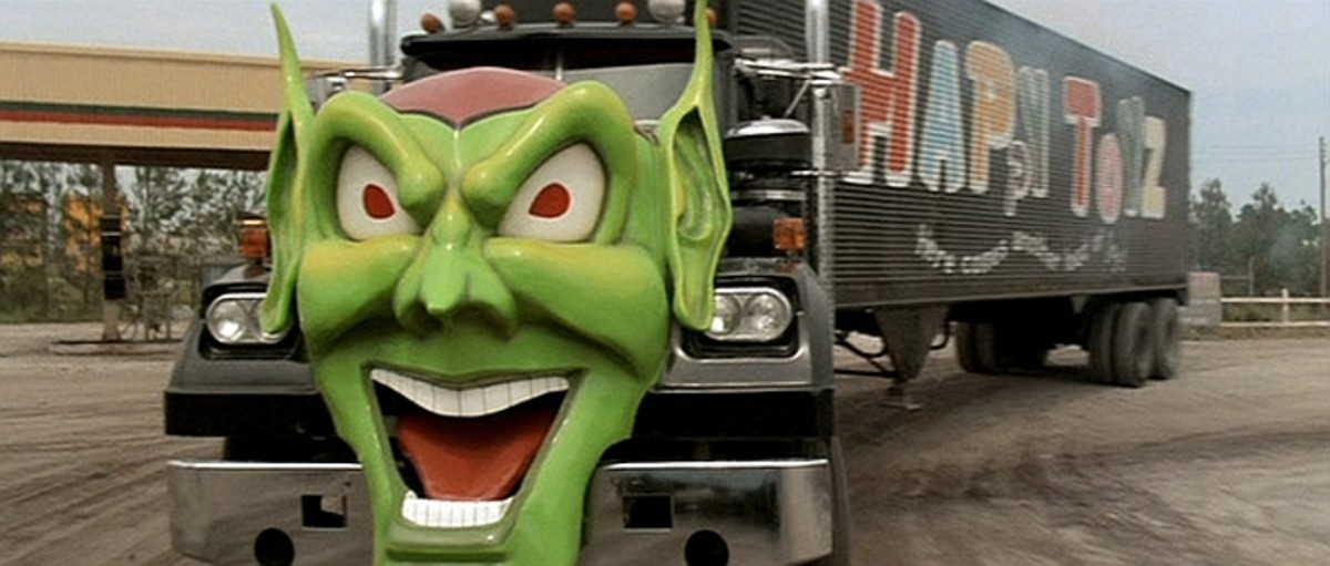 The Green Goblin Truck