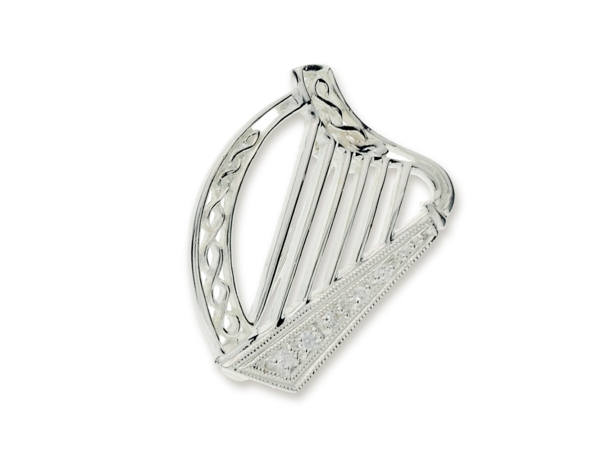harp--emblem of IRELAND