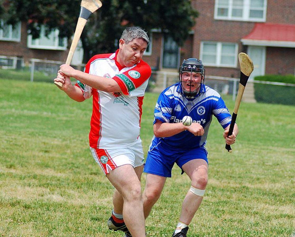 Hurling, sport in IRELAND