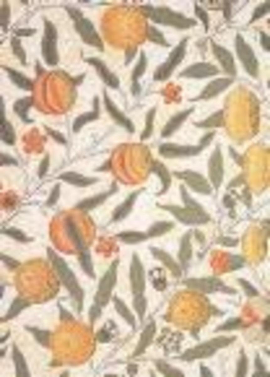 A William Morris design