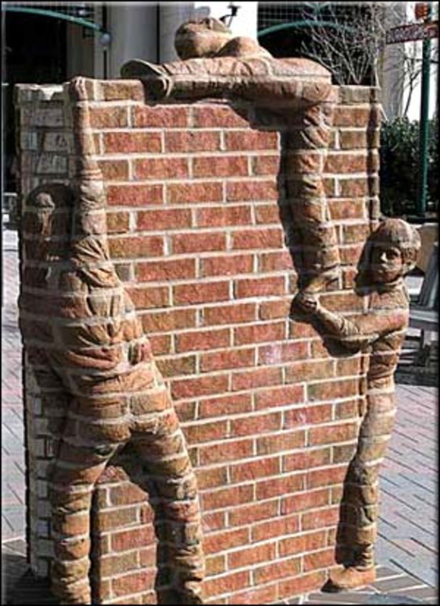 sometimes their minds' build walls