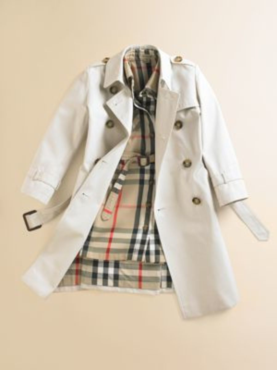 Burberry Trench Coat Sale