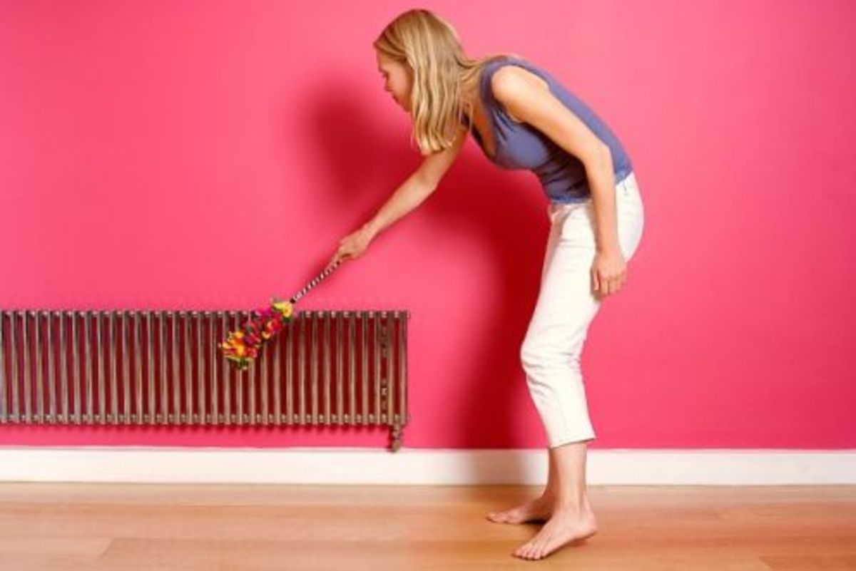 20 Tips for Dealing with Dust for People Who Hate Dusting