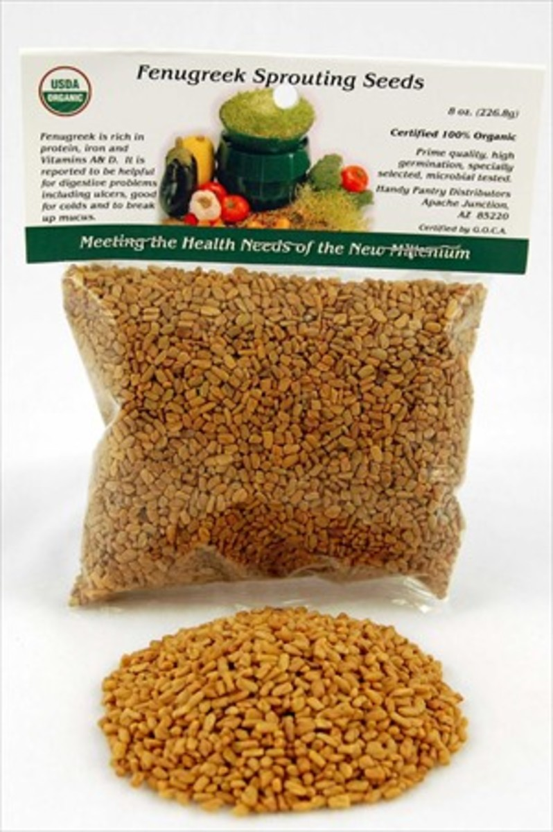 Buy a pack of fenugreek seeds online