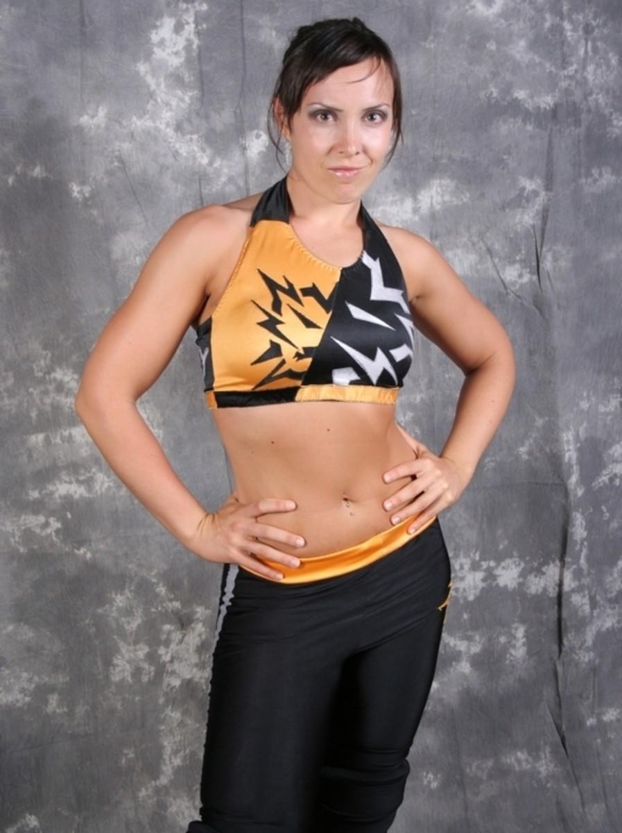 Sara Del Rey (Sara Amato)