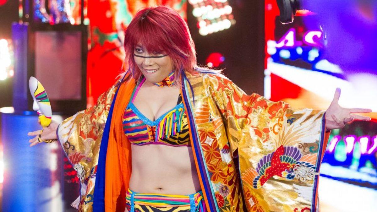 WWE NXT Diva Asuka (Kana)