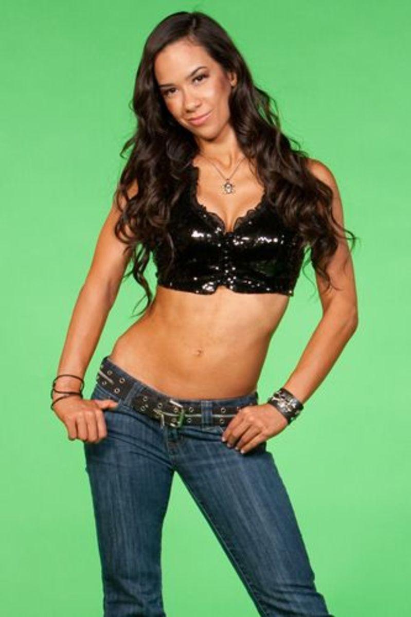 The NXT (FCW) Divas - The Women of NXT Wrestling