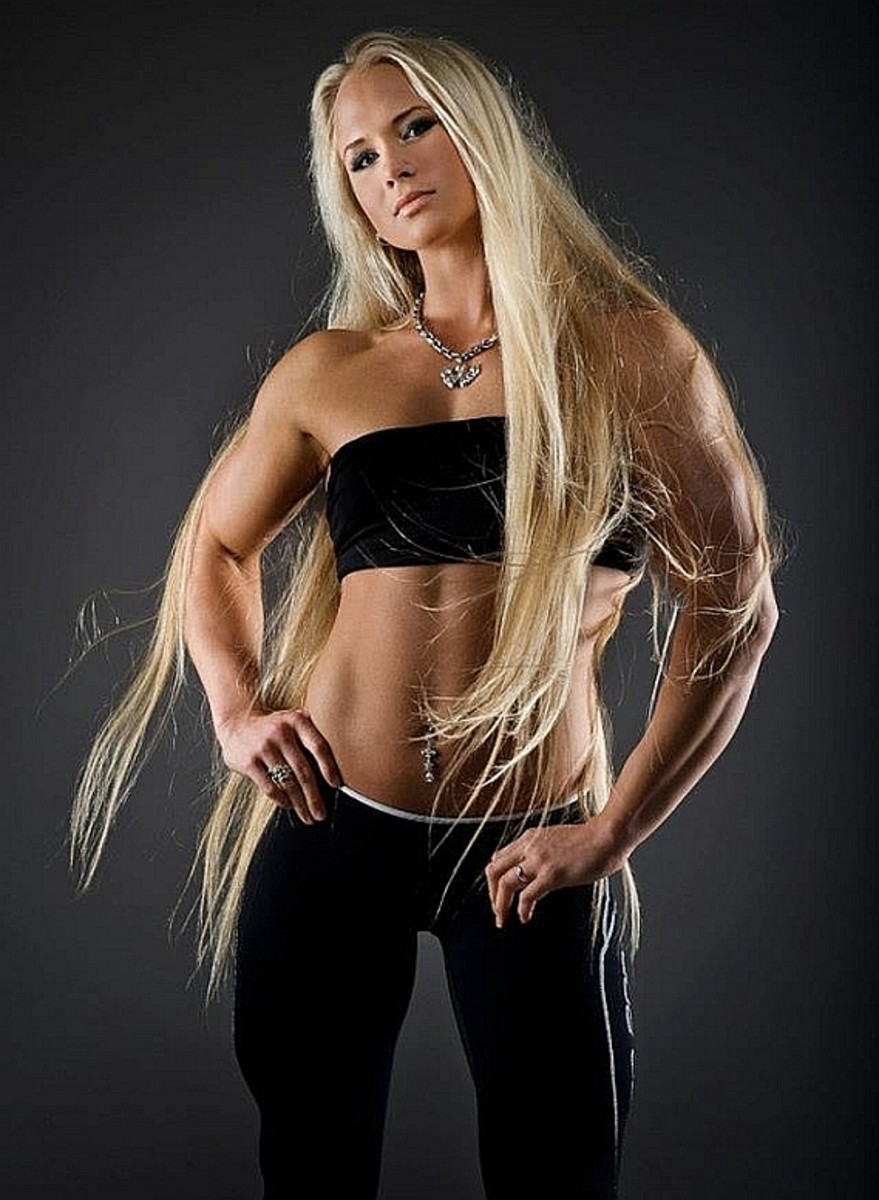 8 time World Arm wrestling Champion Sarah Bäckman
