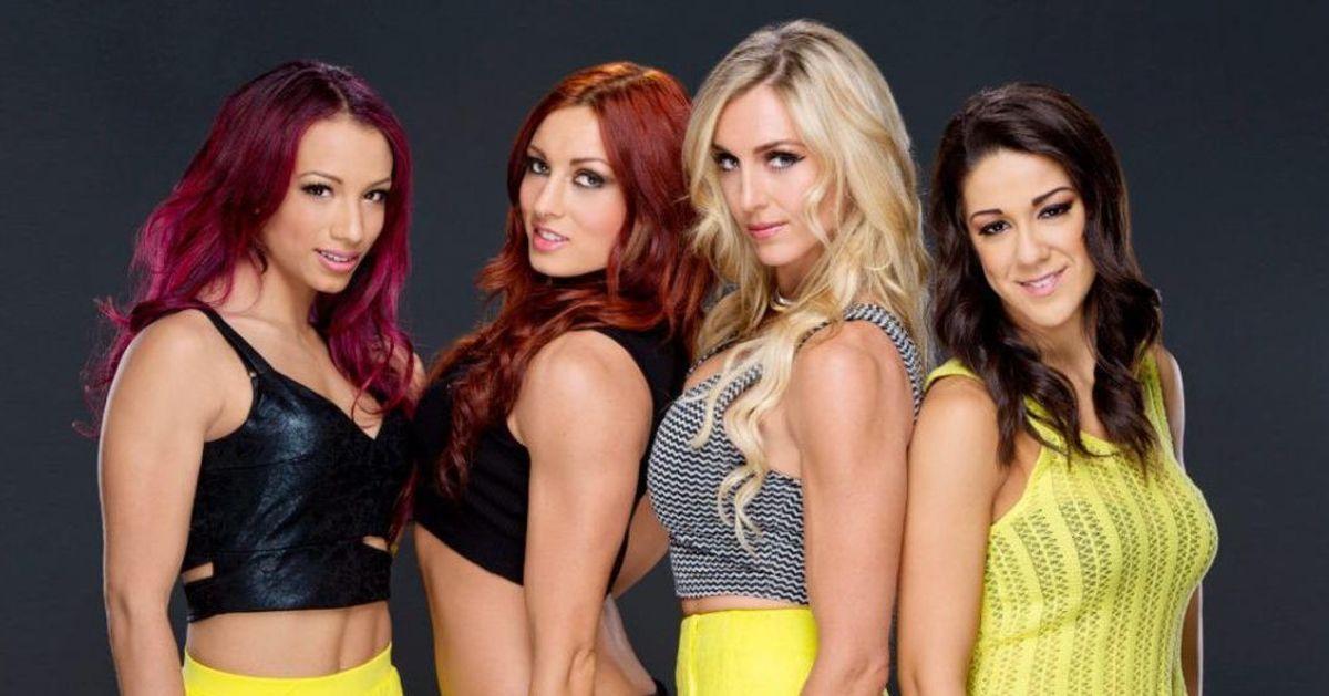 Former NXT Divas