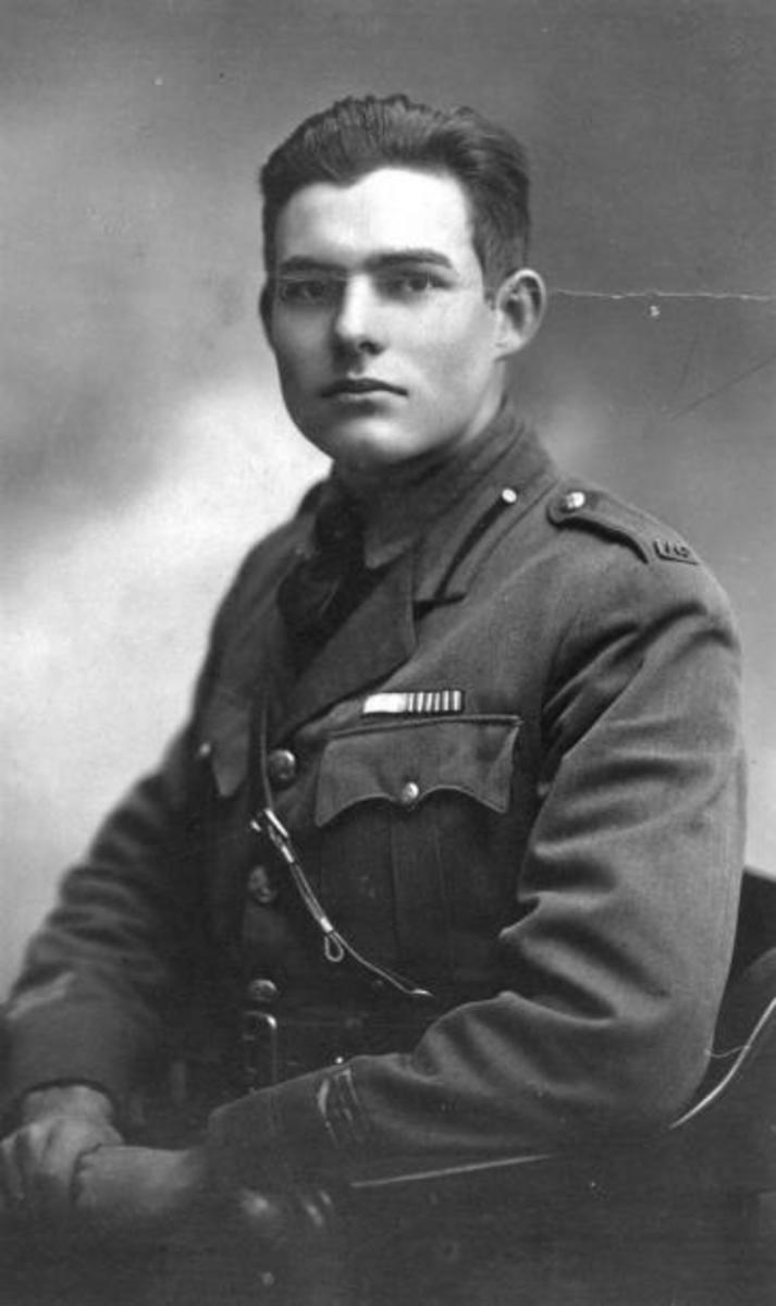Is Hemingway boring?
