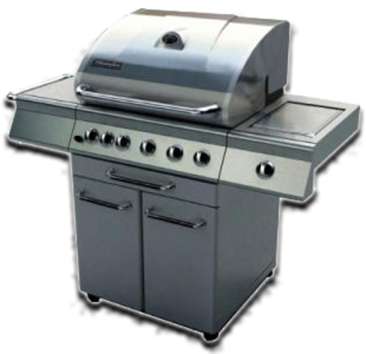 Charmglow Gas Barbeque Grills: Three Decades of Barbecuing