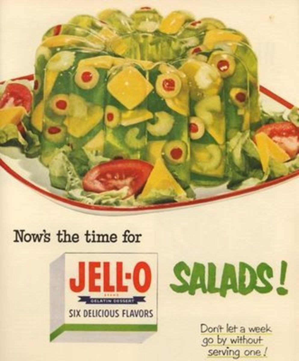 The World's Best Jello Salad Recipes (That's Right....Jello Salad!)