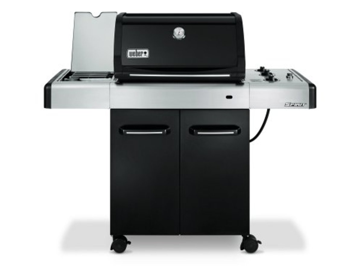 Spirit models are made overseas to be able to compete with lower priced barbecues but the Weber standard of quality is maintained -- and has the same warranty as more expensive models.