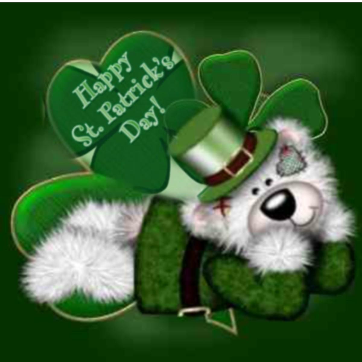 St.Patricks Day Recipes