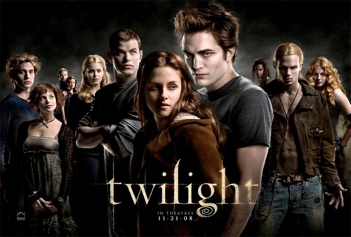 The Twilight Craze and The Story Behind the Bestseller