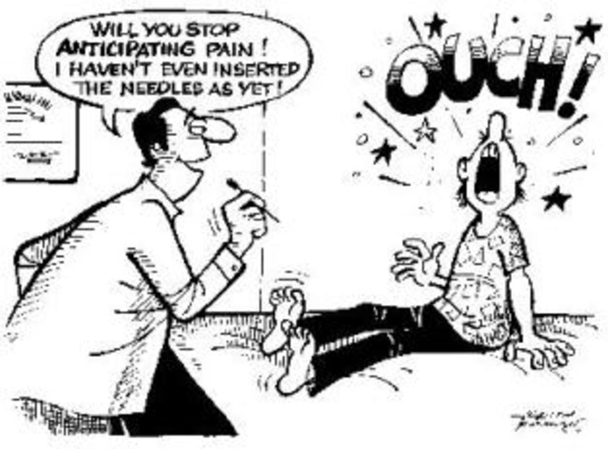 Acupuncture Versus Acupressure
