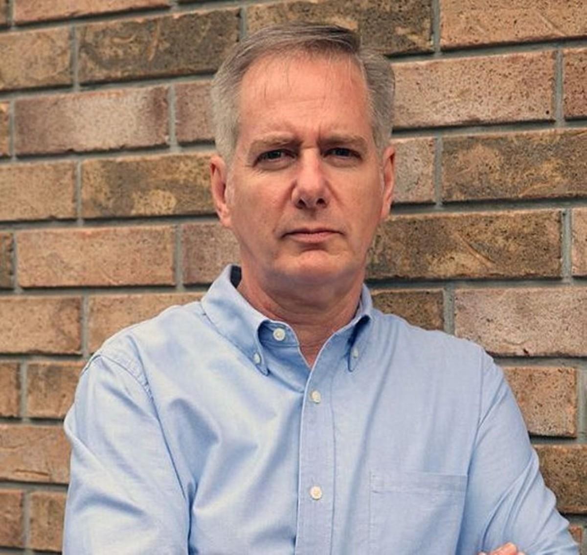 Kirkland Lake councilor and mayoral candidate Todd Morgan