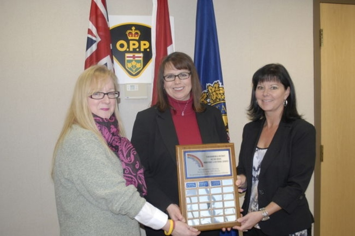OPP: Angela Davis-Witty Silent on Apparent Kirkland Lake Organized Crime
