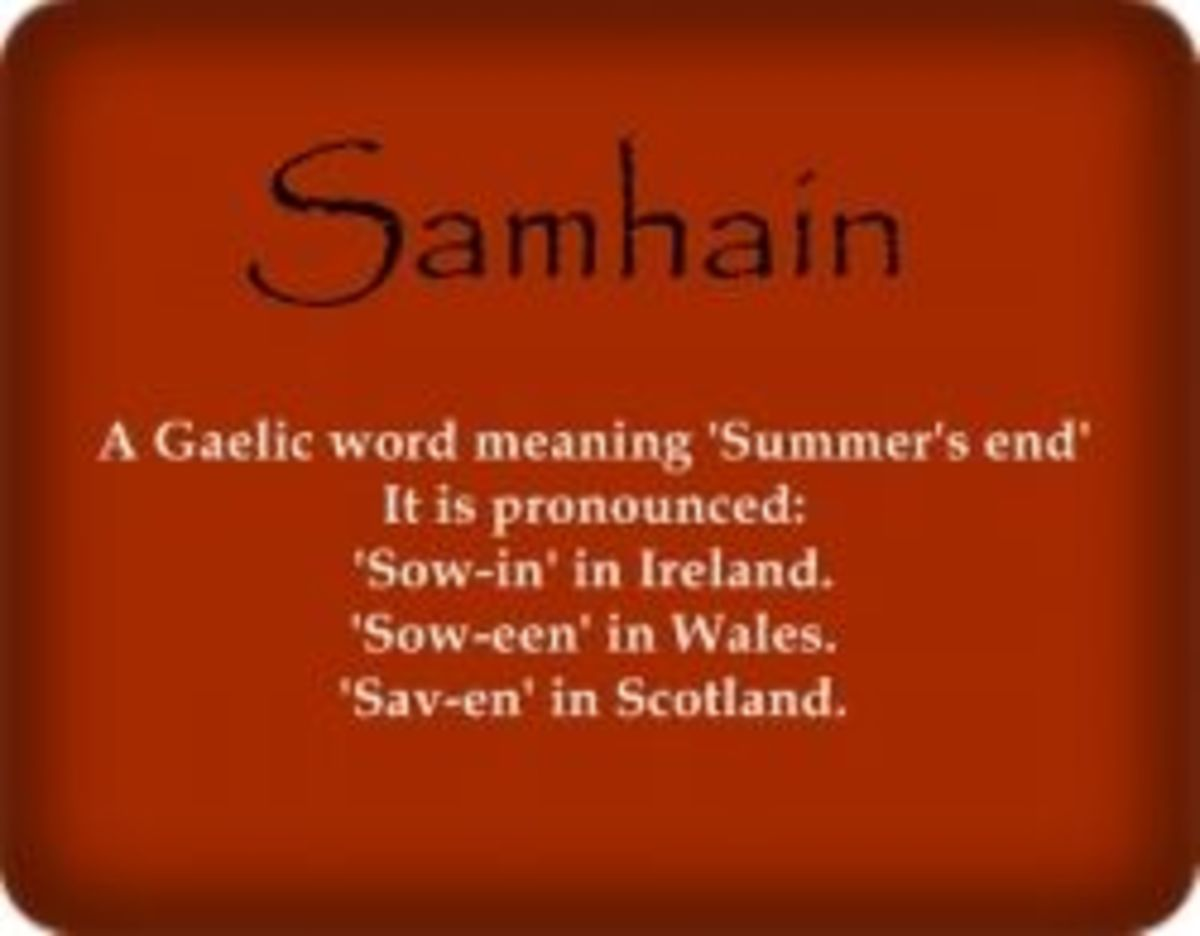 What is Samhain