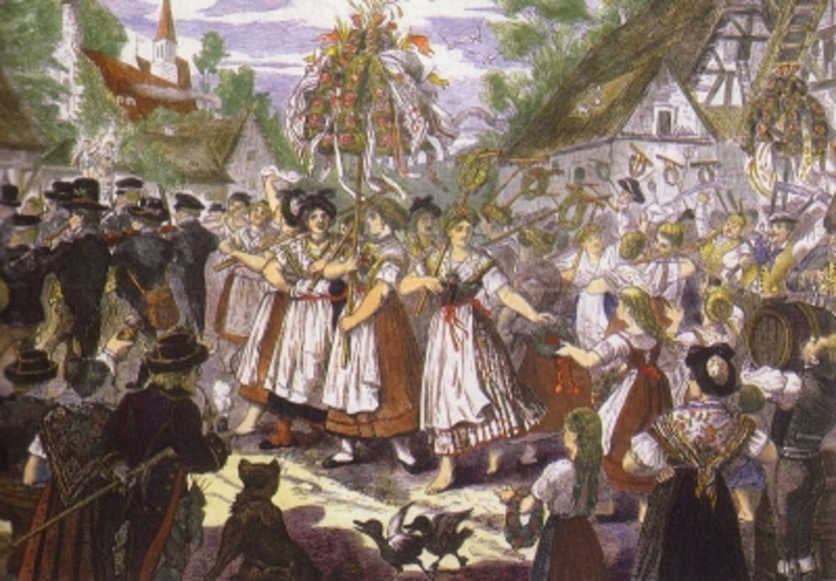 Czech Harvest Festival