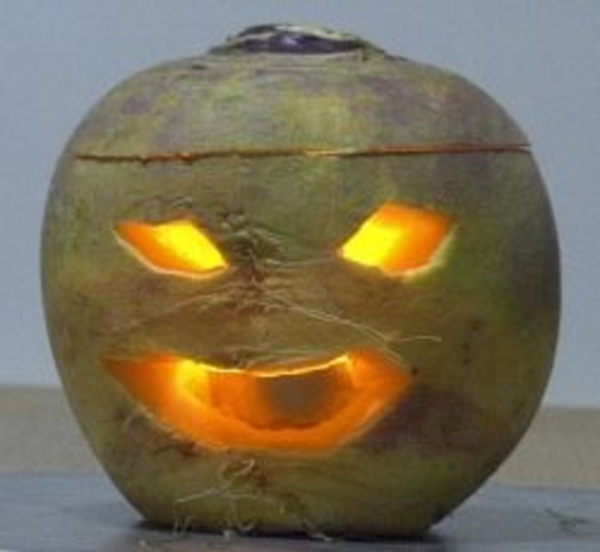 Turnip Jackolantern found via Wikimedia and is licensed under the Creative Commons Attribution-Share Alike 3.0 Unported license