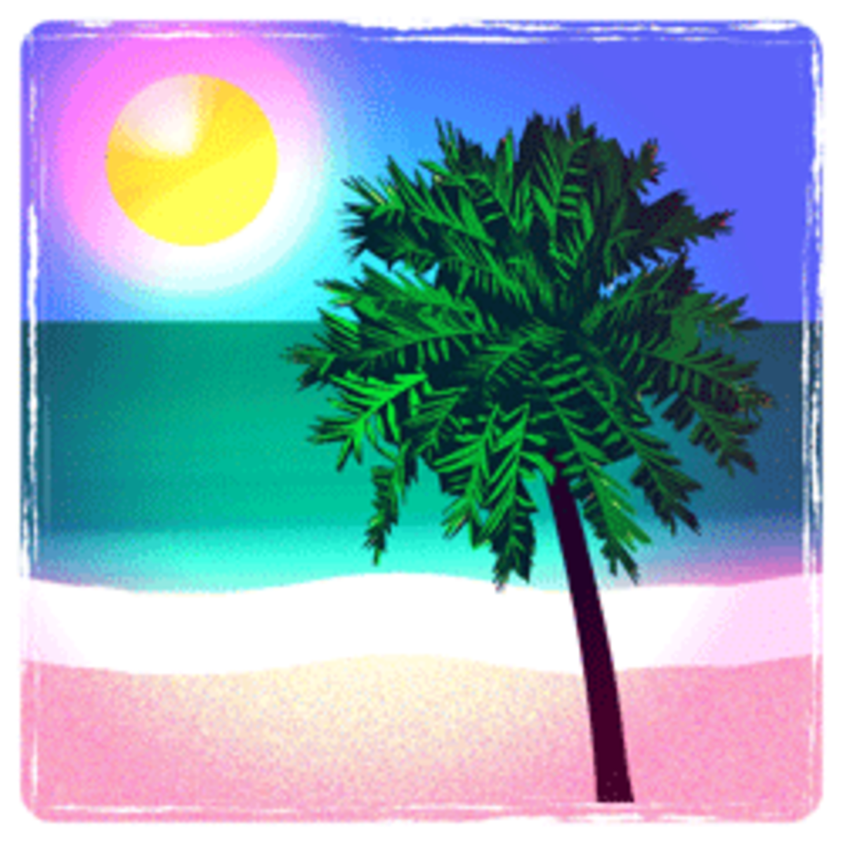 Free Summer Clip Art Images - Suns, Sunsets, Beach & More!