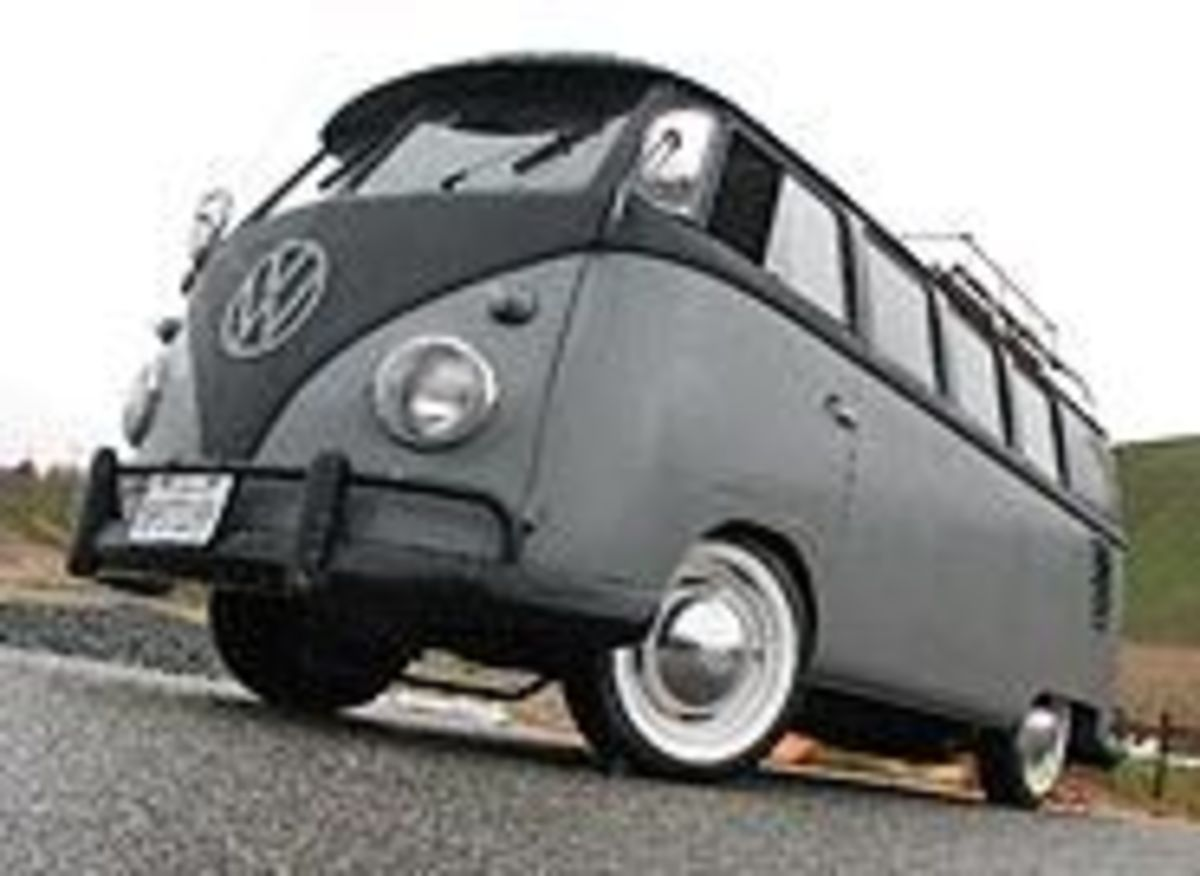 1961 Split-Window VW Bus