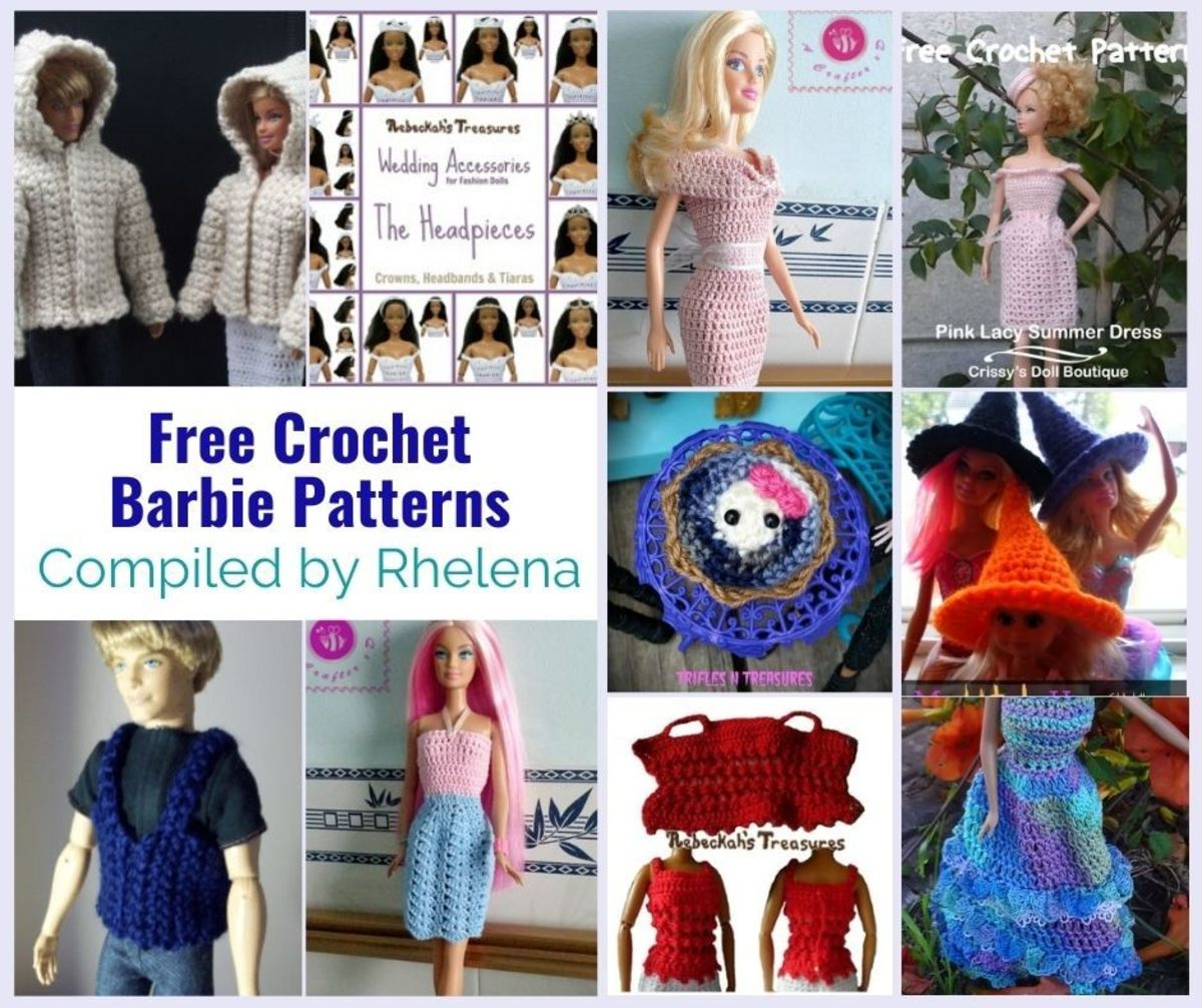 free-barbie-crochet-patterns