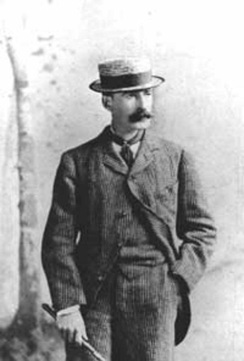 Winslow Homer, photograph c.1880
