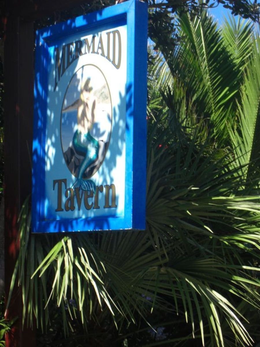 The Mermaid Tavern