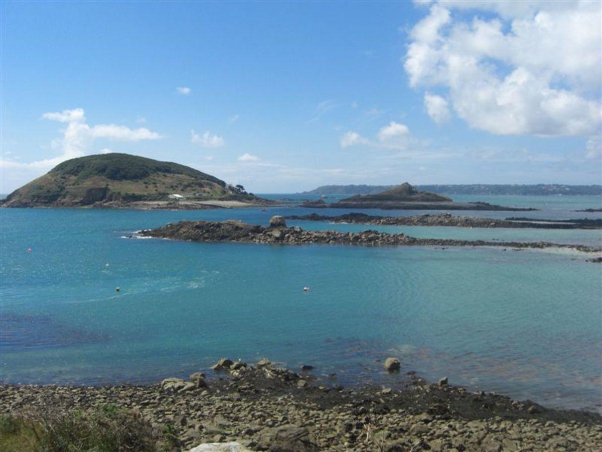 Jethou Island