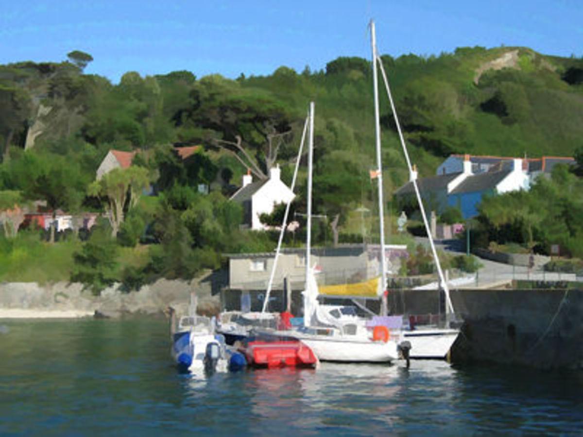 Herm Harbour