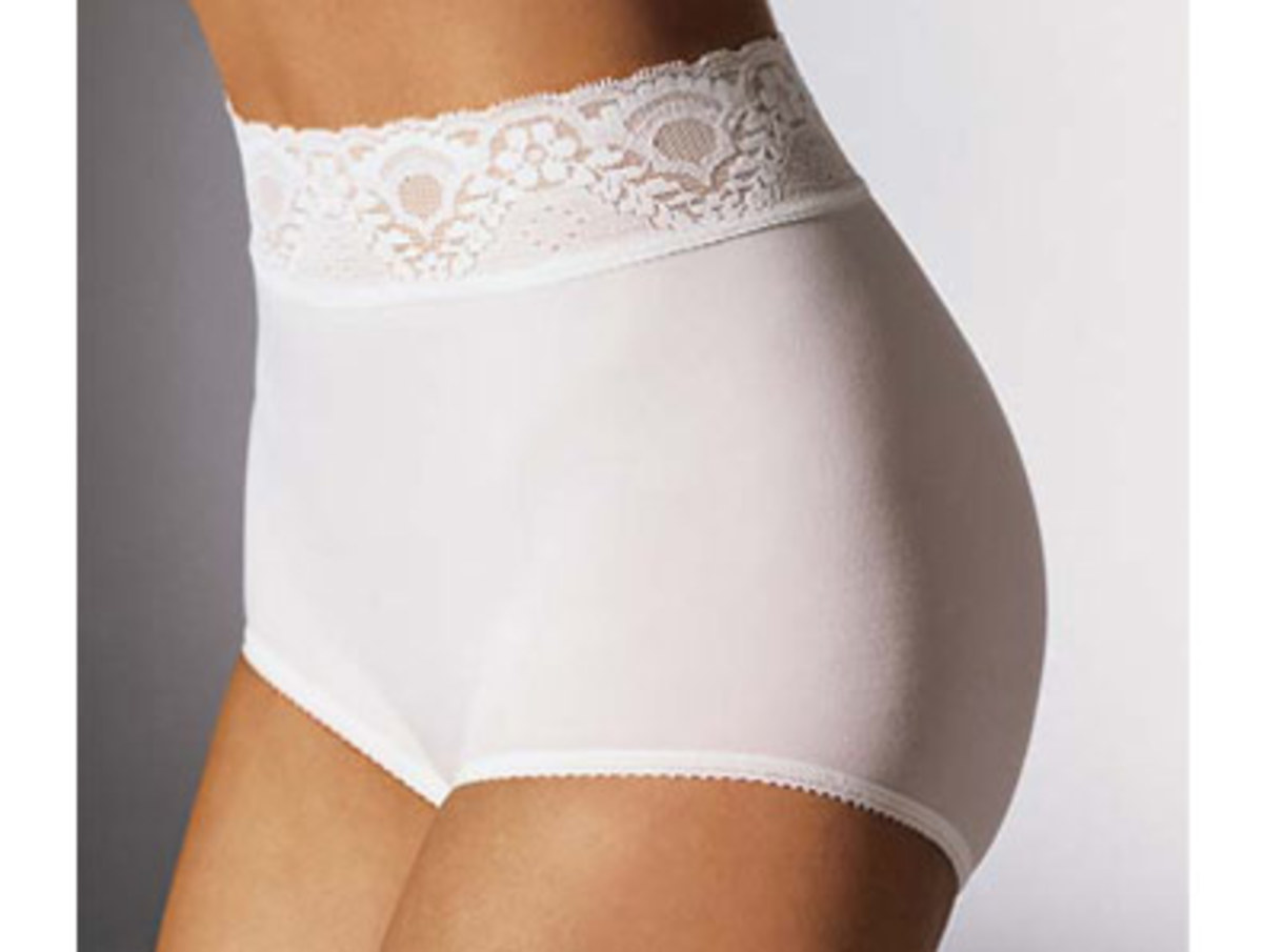 Gorgeous Granny Panties For Guys