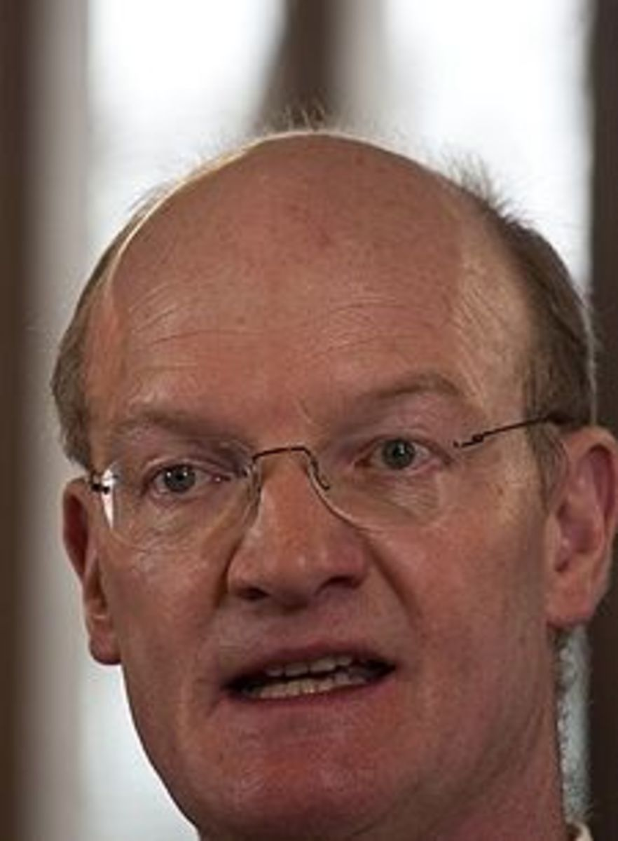 David Willetts - currently Conservative candidate for Havant