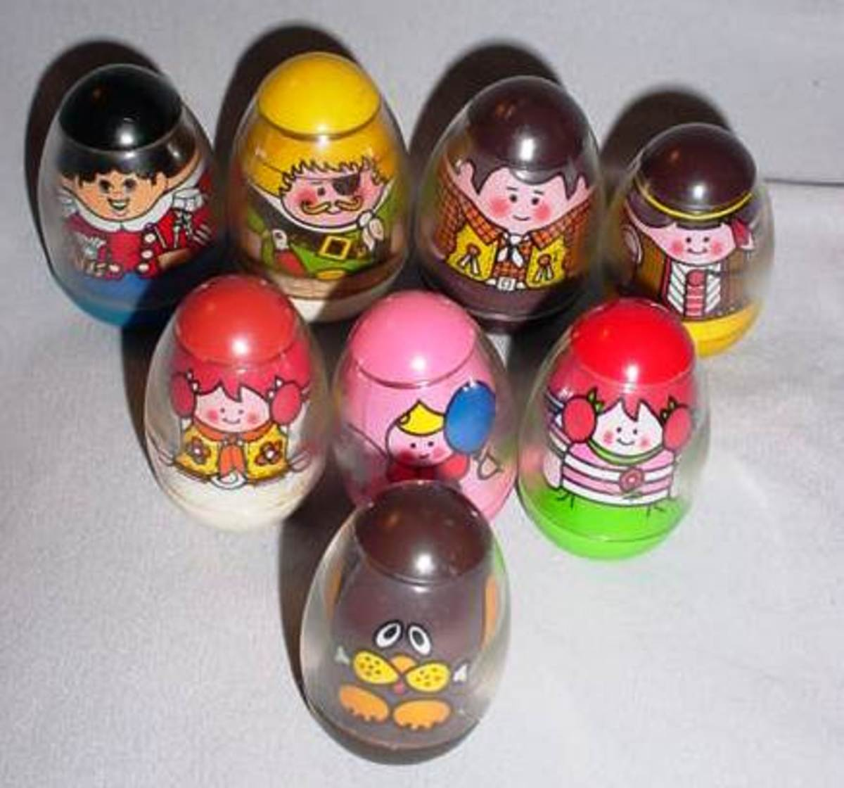 Weebles toys