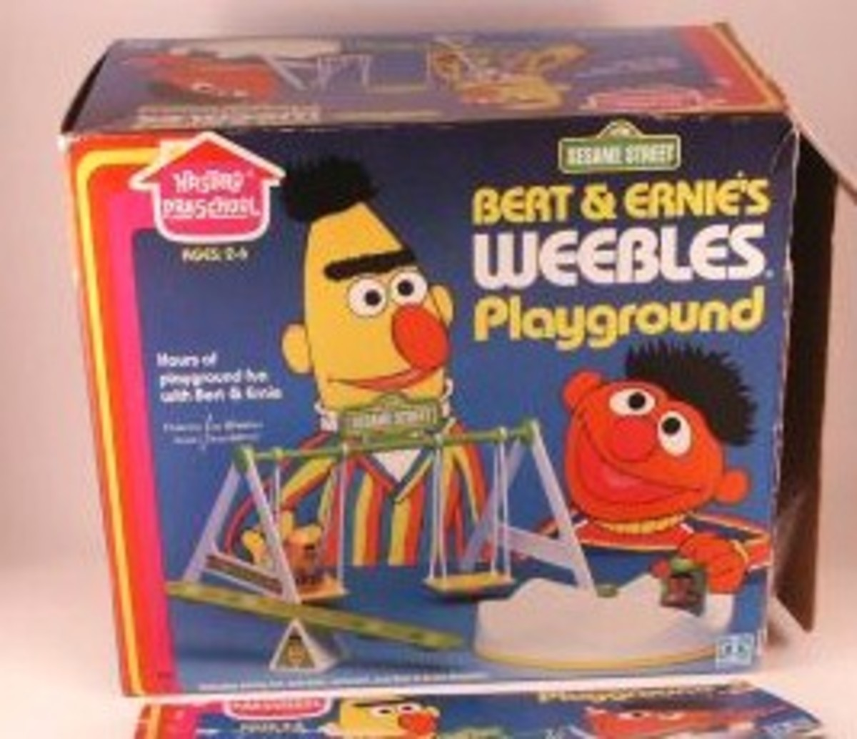 Weebles Play Ground
