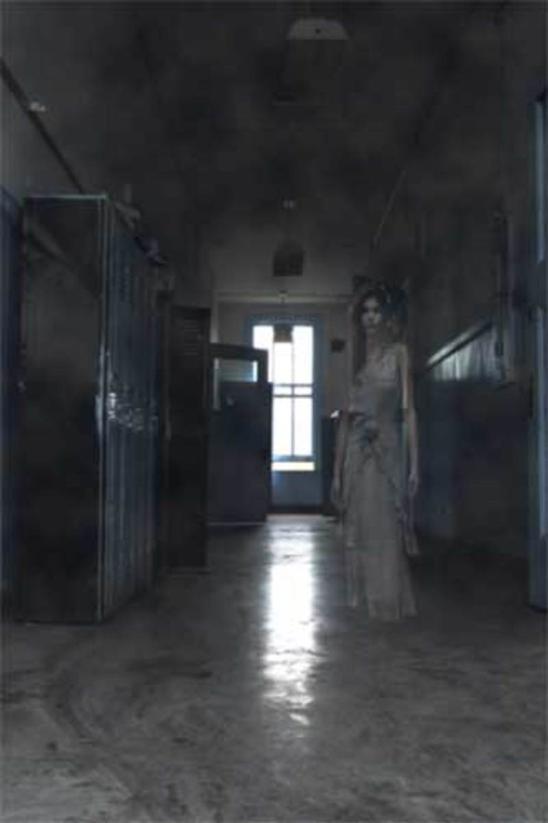 So what did you think of the above ghost photos. Do you believe they are real. Do you believe in ghosts? Post your comments below and let us know what you think.