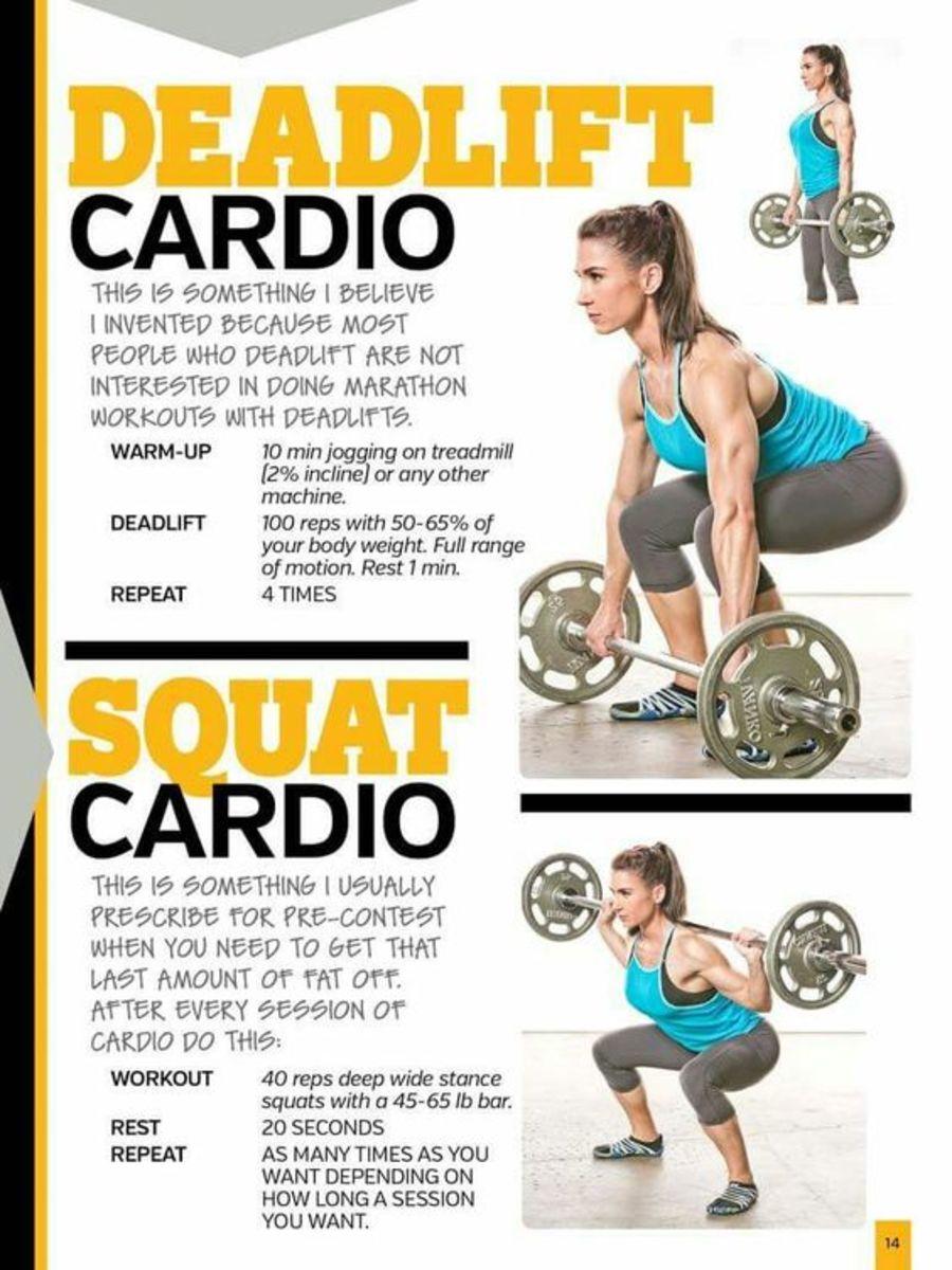 Pauline Nordin's fitness tips