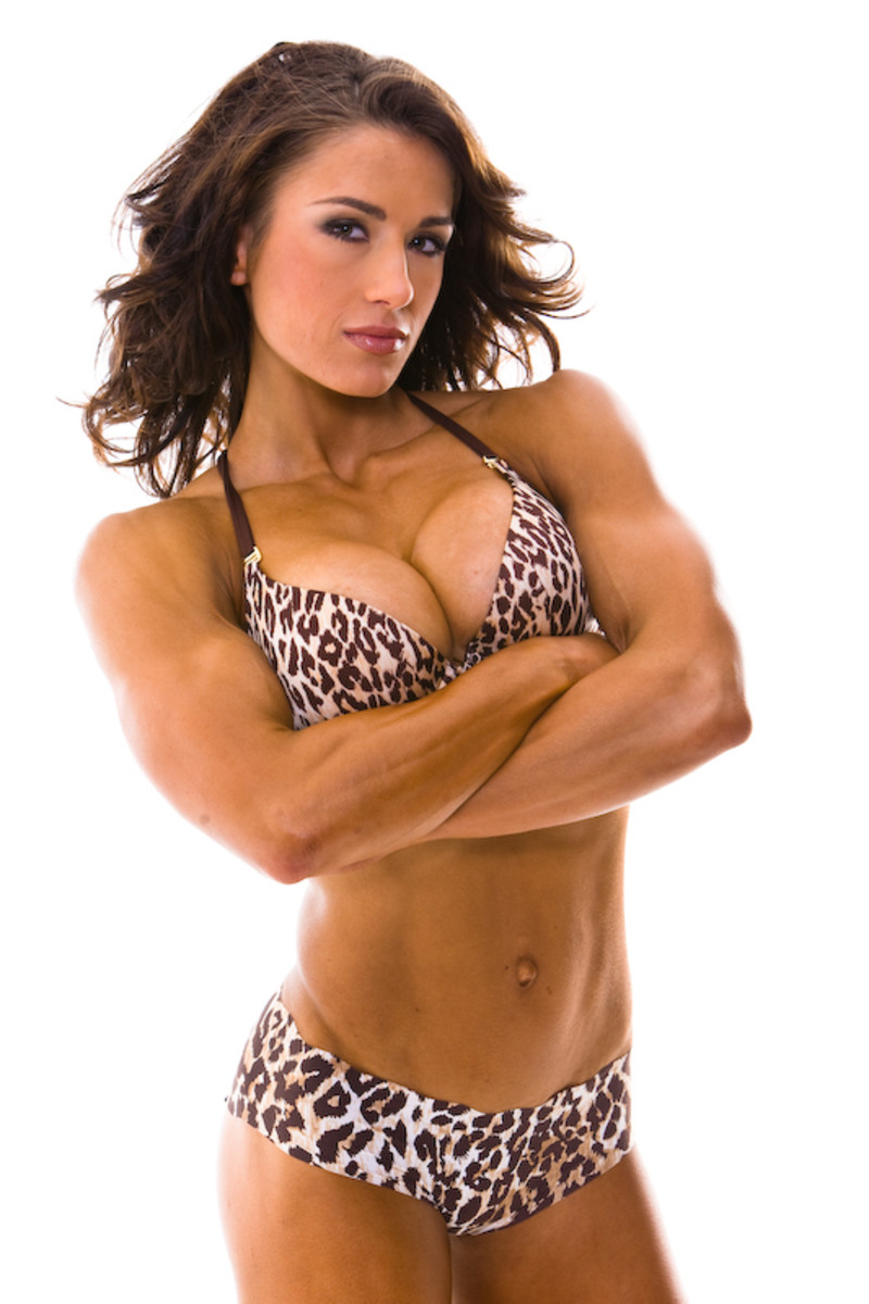 Pauline Nordin - The Ultimate Female Fitness Trainer?