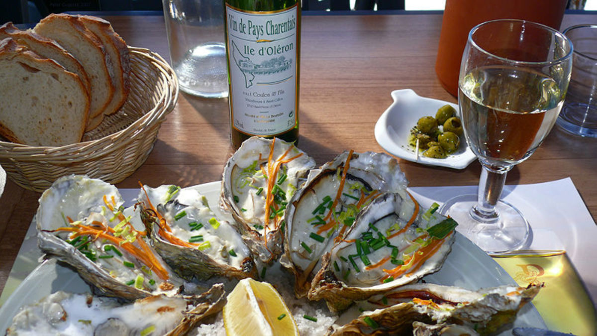 """Part of oysters' aphrodisiac """"brand"""" is the sensuality of the eating experience itself."""